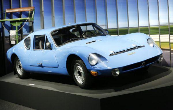 Ausstellung Auto