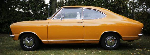 Familie Erbert aus Wahnheide über ihren Opel Kadett B Coupé