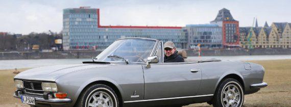 Kai Merleker über seinen Peugeot 504 Cabrio