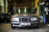 Michael Poltz über seinen Saab 900 Turbo